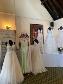 Dunston Hall Wedding Show 2021 September 14
