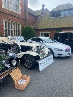 Dunston Hall Wedding Show 2021 September 24